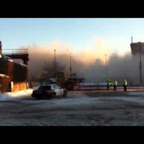 Video: Metrodome Demolition