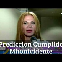 VIDEO.-Astrologa Mhonividente predijo la muerte de Juan Gabriel