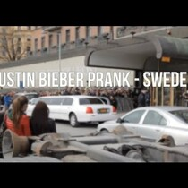 WATCH: Fake Justin Bieber Prank, pretty funny