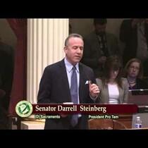 Senate Votes to Suspend Yee, Calderon, Wright