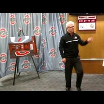 Holy Crap... I wanna go to OSU! Check out this wrap up speech to recruits.