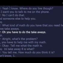 LISTEN: 4 yr old boy calls 911 for Math Help