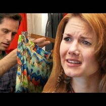 WATCH: Guys Buy Outfits For Their Girlfriends