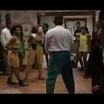 House Party - Dance Off scene