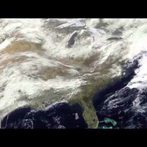 Depressing Time Lapse From NASA Shows Just How Much This Winter Has Sucked