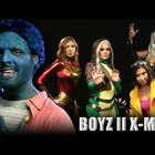 X-Men meets Boyz to Men!