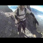 Here's Another Entry Into the NOPE Files: Mountain Unicycling