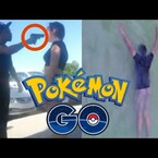 Top 5 Craziest #PokemonGO Moments! (Murder, Robbery & Shootings)