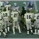 VIDEO:  Monday Night Football Raiders vs. Oilers 1971