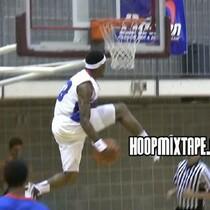 VIDEO: Crazy Alamaba Junior College IN-GAME dunk!