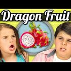 Kids and Dragon Fruit