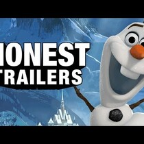 HONEST TRAILER: Disney's 'FROZEN'
