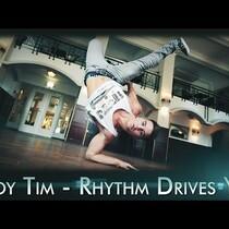 BBoy Tim Dancing Freak!