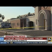 Police: Priests Attacked At Phoenix Church, 1 Dies