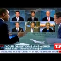 CNN Brings Up Black Holes, Bermuda Triangle and LOST During Flight 370 Coverage