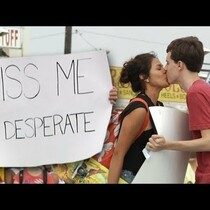 KISS ME...I'M DESPERATE