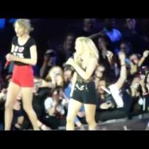 Taylor Helps Ellie w/Burn in London.