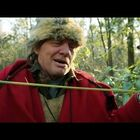 Frontiersman Explains How To Make A Natural Ziptie Out Of Palmetto Leaves WATCH