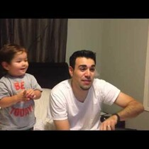 1-Year-Old Watches March Madness for the First Time