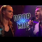 Cara Delevingne DESTROYS James Corden & Dave Franco In Rap Battle!