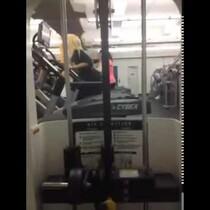 Amanda Bynes Workout Vid!