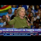 HILLARY CLINTON: It's Official -- She's the Democratic Nominee for President