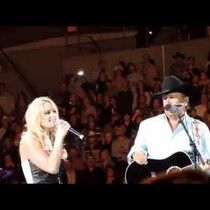 Miranda Lambert's dreams come true, thanks to King George!