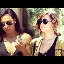 AMAZING DUET: Demi Lovato + Glee's Naya Rivera Sing The Beatles