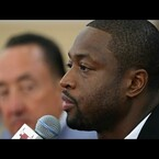 Dwayne Wade's Cousin Shot and Killed On Chicago's SouthSide