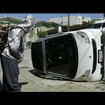 Smart Car Tipping Is The New Cow Tipping