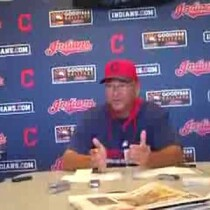 VIDEO: Terry Francona's Monday media gathering