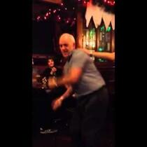 WATCH: Irish man gets down to Nicki Minaj