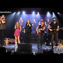 A cool music moment with Lady A and friends!