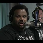 Craig Robinson In Studio With Woody and Wilcox