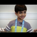 Meet the Youngest National Spelling Bee Contestant