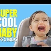 WATCH: 9 Super Cool Baby Tips And Hacks