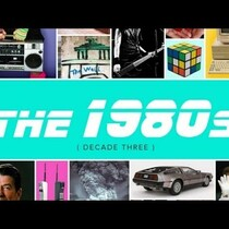 What defines the 80's for you?  See if these do.