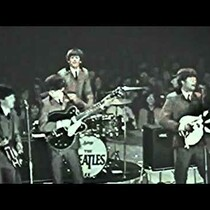 Beatles First U.S. Concert At Washington Coliseum