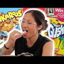 Do You Favorite 90s Snacks Still Taste Good? [Video]