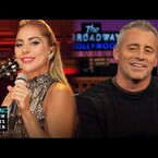 Lady Gaga Makes Matt LeBlanc Answer 'Rachel or Monica?'