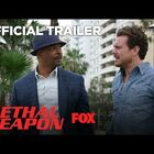 Lethal Weapon TV Series Trailer?!