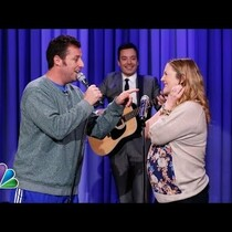 Adam Sandler & Drew Barrymore's Every 10 Years Song Will Melt Your Heart!!