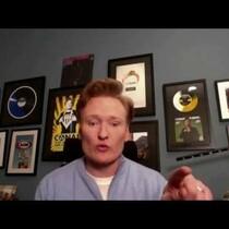 Conan O'Brien Pokes Fun at Taylor Swift's