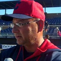 VIDEO: Terry Francona talks after 8-5 win over Mariners
