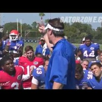 WATCH: Palm Harbor's McNeely Gets UF Scholarship