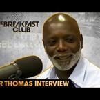 Peter Thomas Speaks On Cynthia on The Breakfast Club