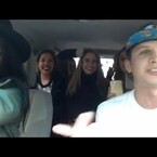 Uber Driver Makes Women SWOON When He Freestyles!