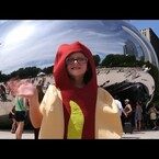 "Crowing the ""Hot Dog Queen of Chicago"""