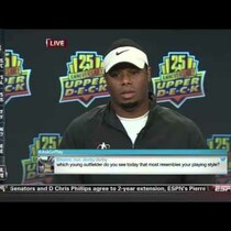 Uncomfortable On-Air Interview of Ken Griffey Jr. on ESPN