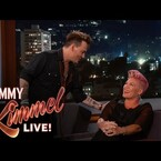 Pink flips out when she meets longtime crush Johnny Depp
